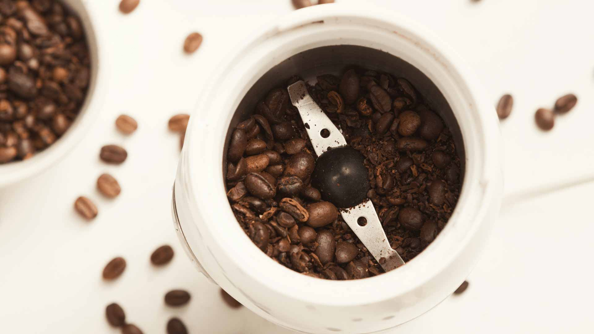 mejor molinillo de cafe electrico calidad precio