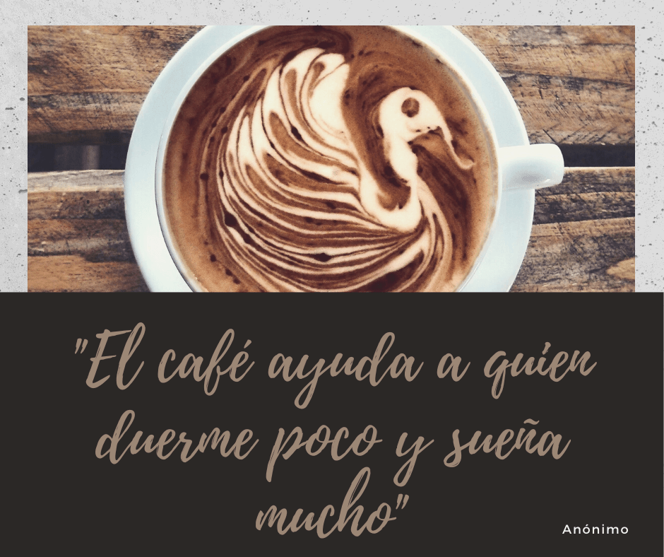 frases sobre el cafe