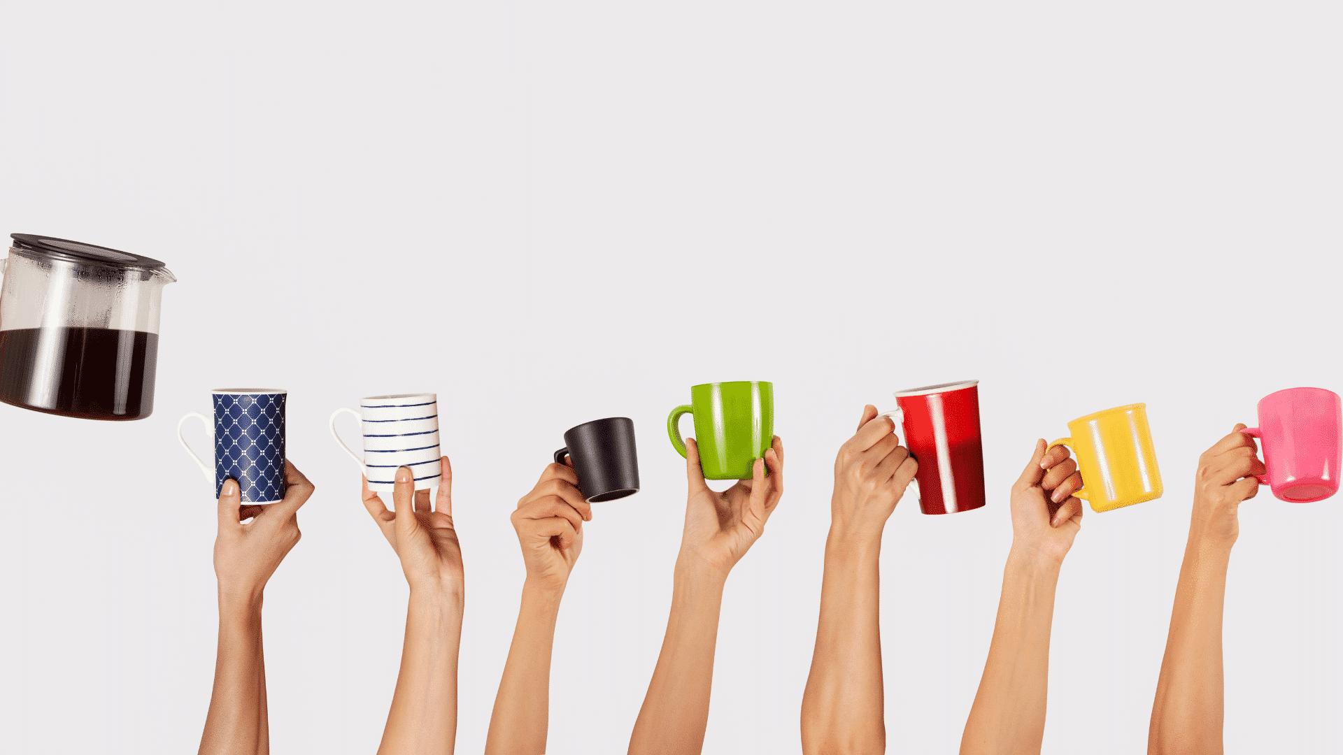 tazas de cafe originales y divertidas