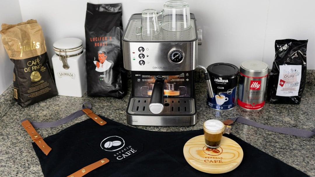 cafetera express power espresso 20 professionale
