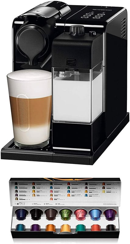 cafetera nespresso delonghi precio