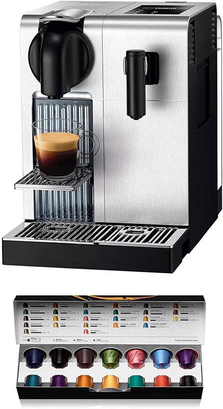 mejor cafetera nespresso