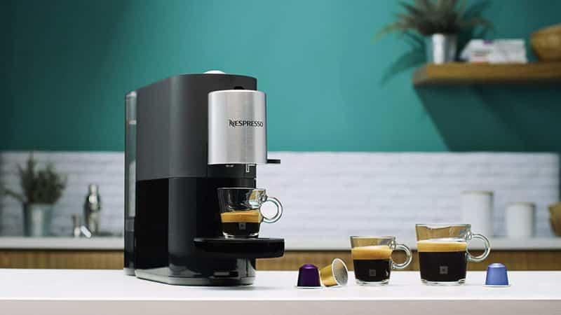 cafetera nespresso krups precio