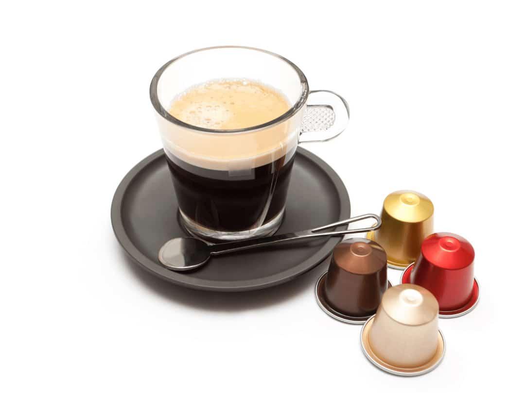 qué capacidad tiene una taza de café