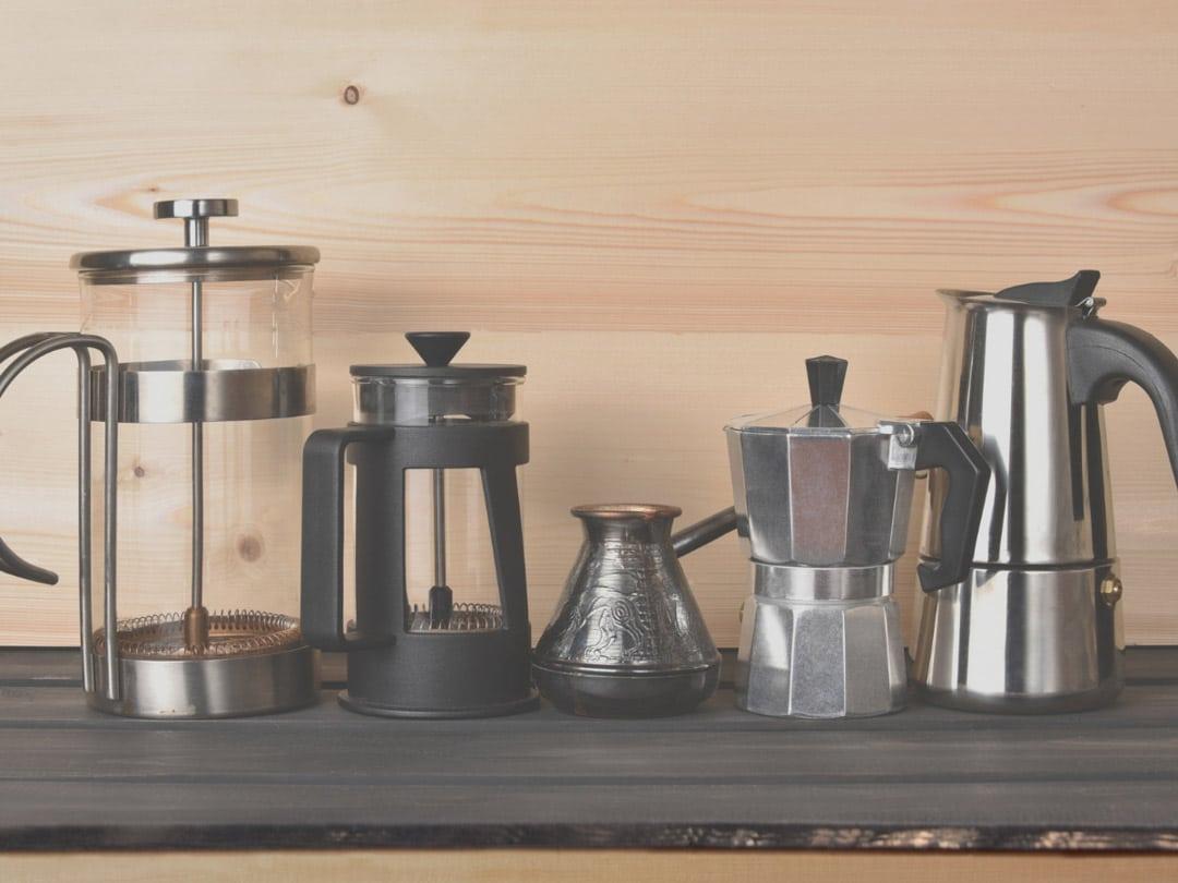 tipo de molienda cafe