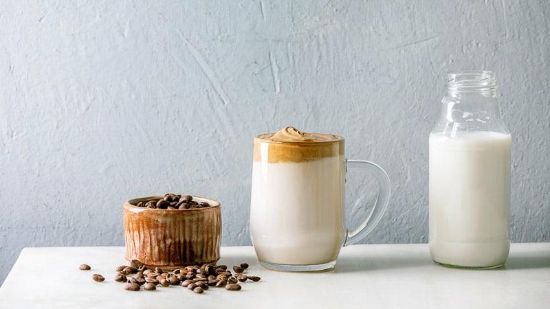 como hacer cafe dalgona