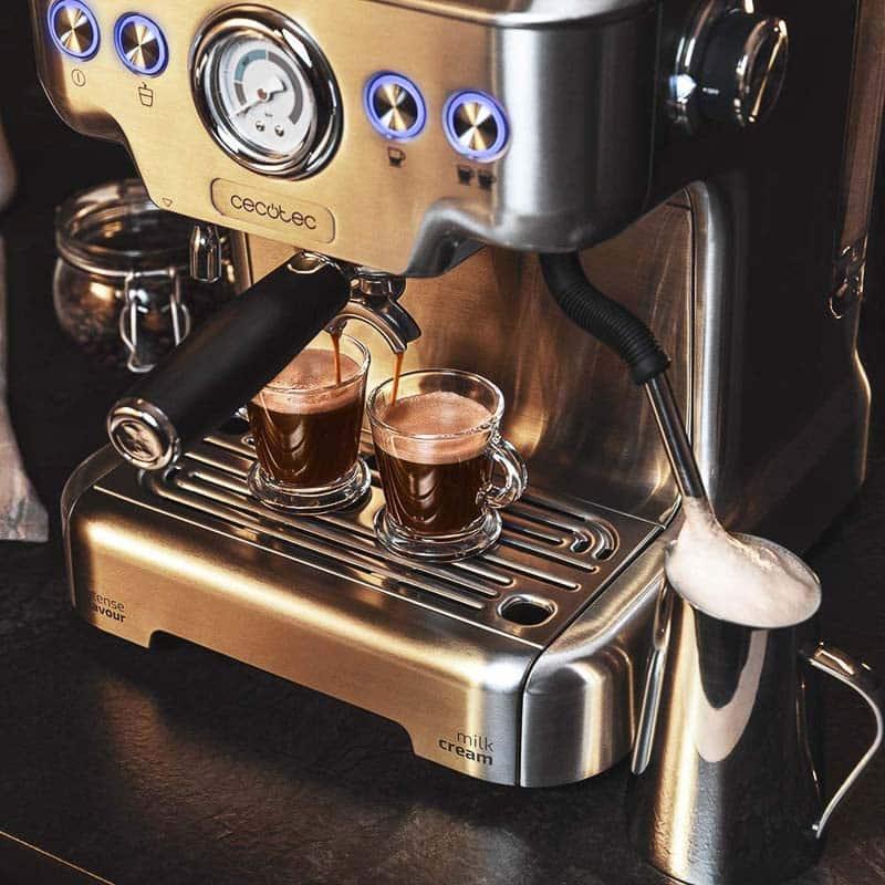 mejor cafetera express calidad precio