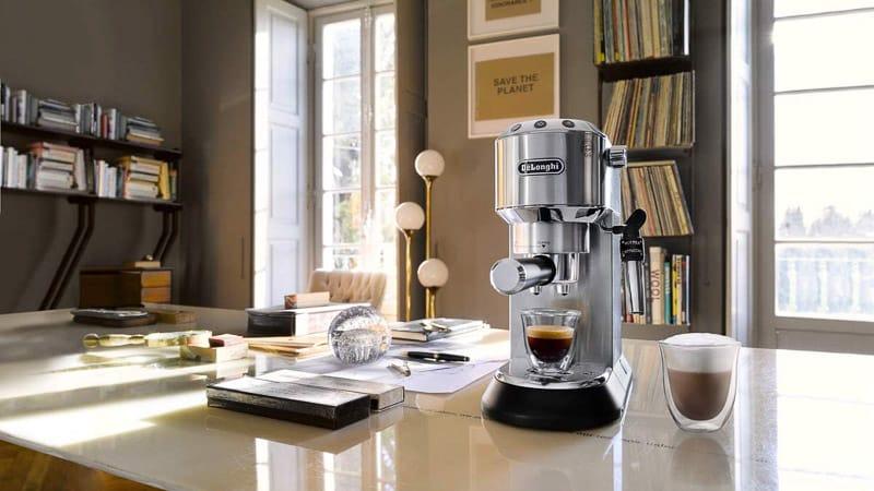 mejor cafetera express manual