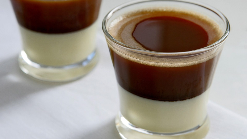 cafe bombon receta