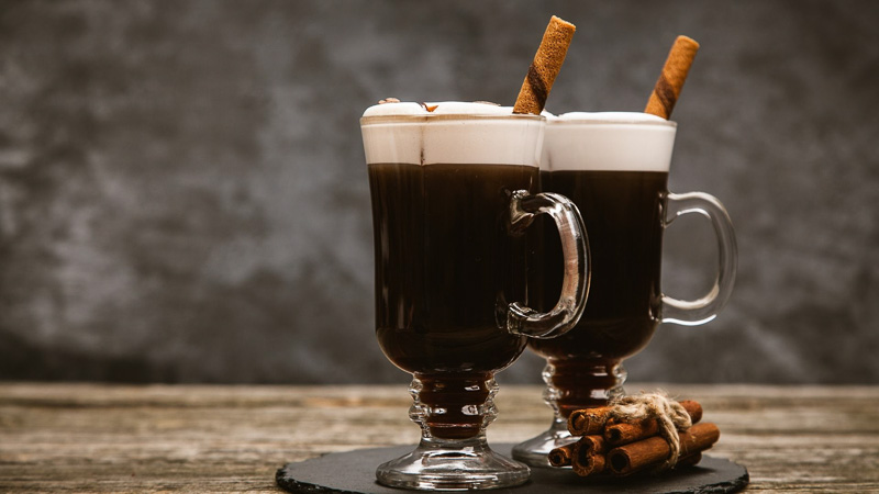 café escoces receta