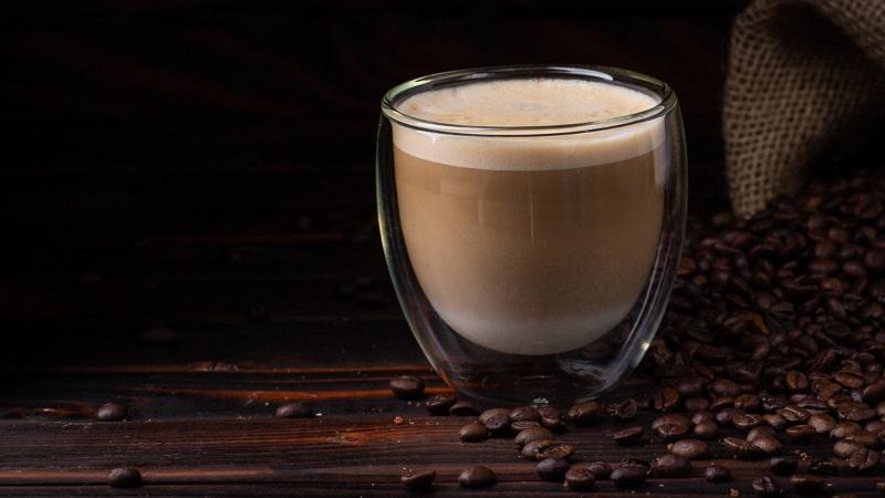 cómo hacer café con leche