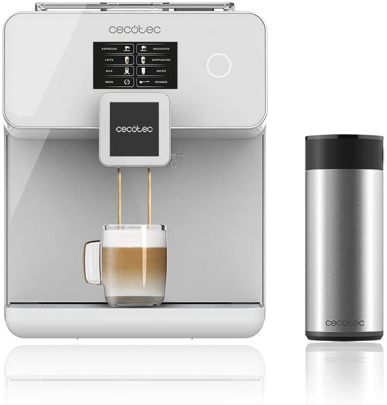 Power Matic-ccino 8000 Touch