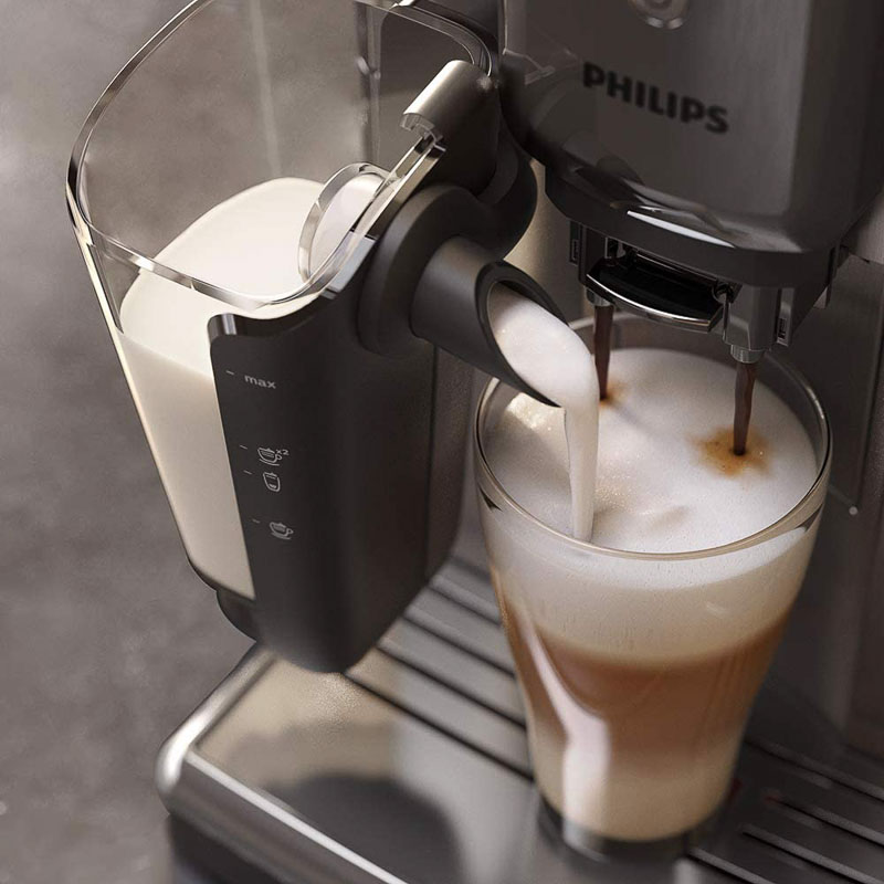 cafetera philips automatica