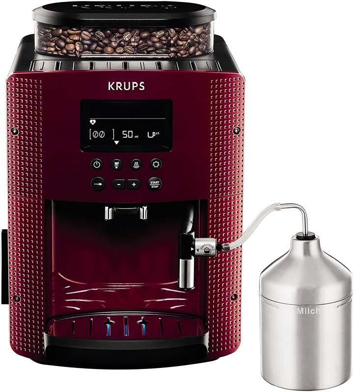 Krups Compact Cappucino EA8165